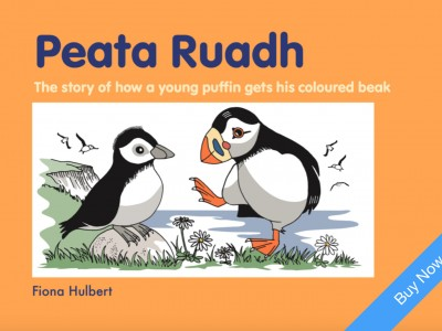 Peata Ruadh Books